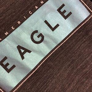 American Eagle Graphic Tee Active Flex
